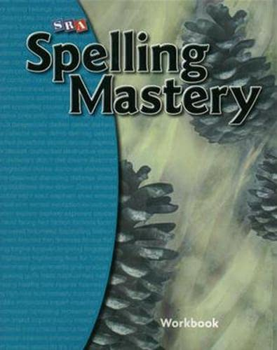 9780076044856: Spelling Mastery - Student Workbook - Level E