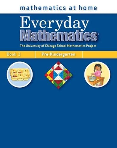 9780076045051: Everyday Mathematics: Grade Pre-k