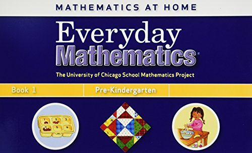 9780076045082: Everyday Mathematics: Grade Pre-k