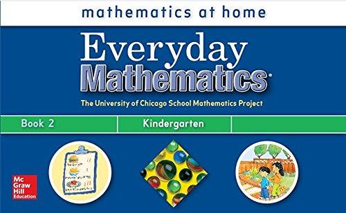 9780076045204: Everyday Mathematics Mathematics At Home BOOK 2 ISBN 007604520x Kindergarten 2007