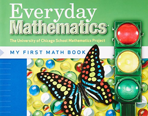 9780076045242: My First Math Book (Everyday Mathematics)