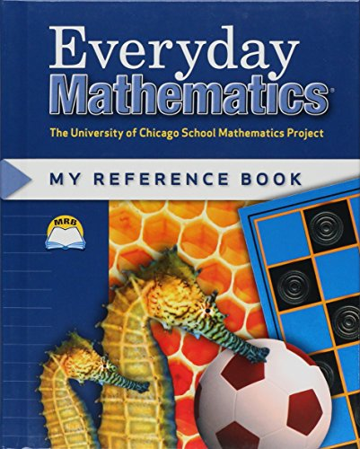 9780076045372: Everyday Mathematics: My Reference Book/Grades 1 & 2 (University of Chicago School Mathematics Project)
