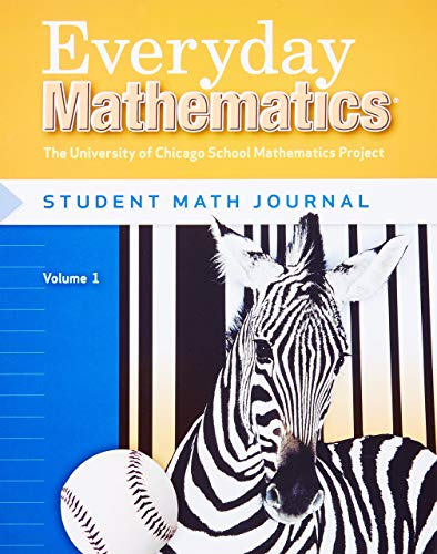 9780076045679: Everyday Mathematics: Student Math Journal, Grade 3, Vol. 1