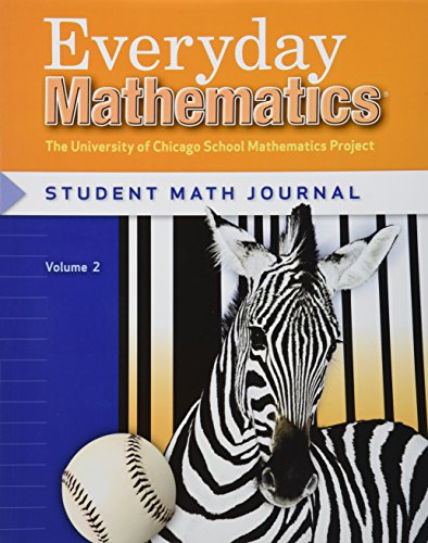 9780076045686: Everyday Mathematics: Student Math Journal, Grade 3, Vol. 2