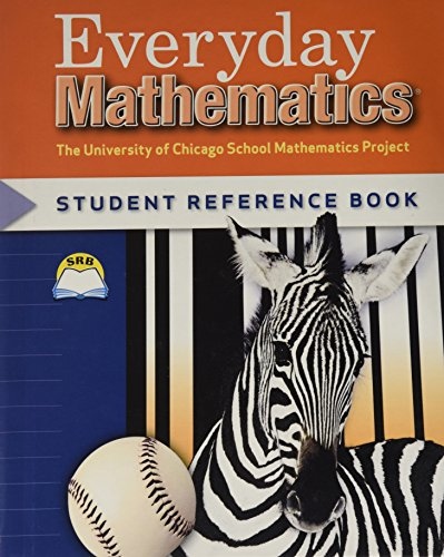 9780076045693: Everyday Mathematics: Student Reference Book, Grade 3