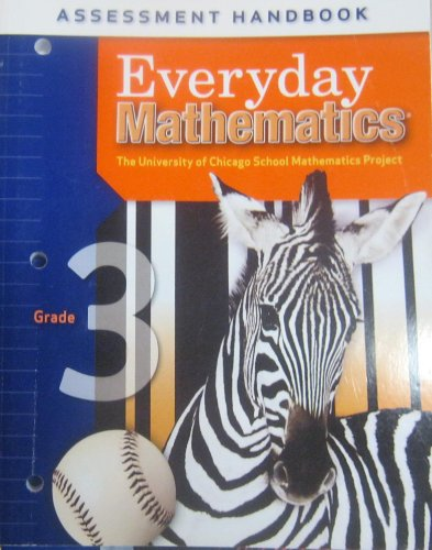 "9780076045730: Assessment Handbook for ""Everyday Mathematics,"" Grade 3 [Paperback]"