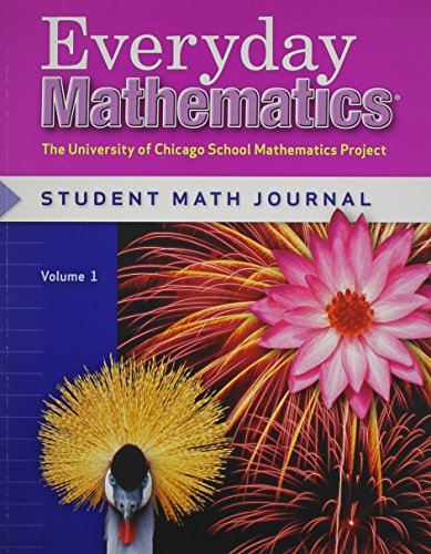9780076045822: Everyday Mathematics, Grade 4, Student Math Journal Volume 1