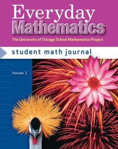 9780076045839: Everyday Mathematics, Grade 4, Student Math Journal 2