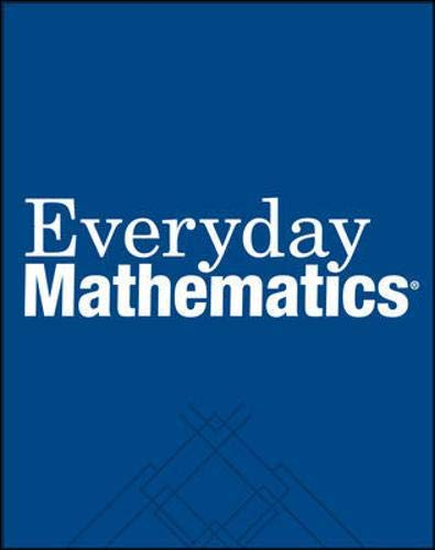 9780076045860: Everyday Mathematics, Grades 4-6, Geometry Template 3rd Edition (Set of 10)