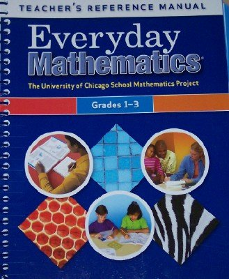 9780076045945: Everyday Mathematics Teacher's Reference Manual Grades 1-3