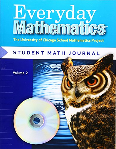 9780076046041: Everyday Math - Student Math Journal 2 Grade 5