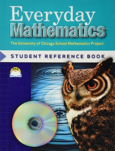 9780076052608: Everyday Mathematics: Student Reference Book, Grade 5