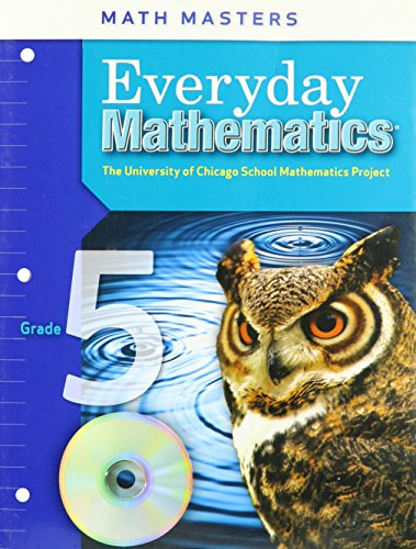 9780076052639: Everyday Mathematics Math Masters Grade 5