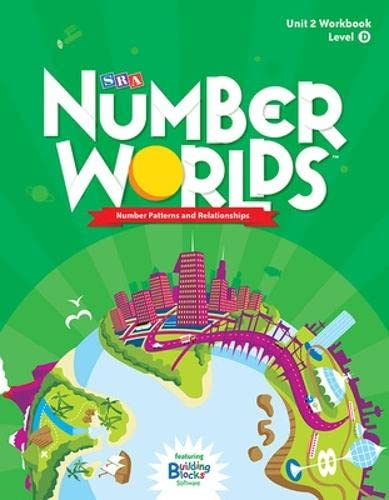 9780076053056: Number Worlds: Student Workbook Level D - Number Patterns (5 Pack)