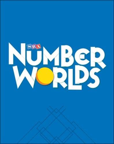 Number Worlds Level D, Student Workbook (30: Education, McGraw-Hill