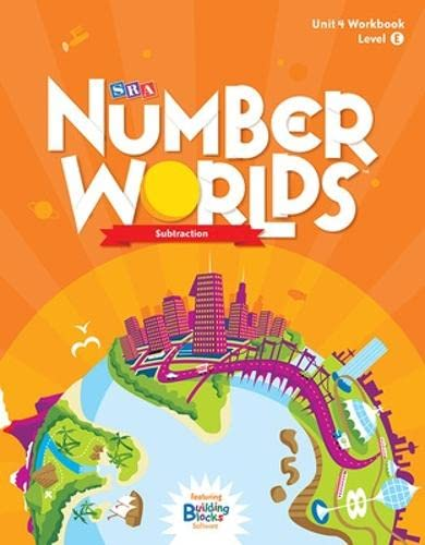 Number Worlds Level E, Student Workbook Subtraction: Education, McGraw-Hill