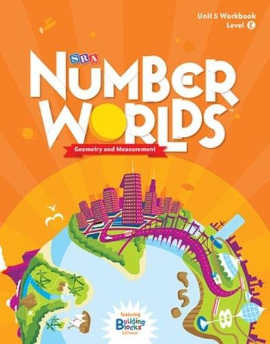 9780076053155: Number Worlds: Student Workbook Level E - Geometry (5 Pack)