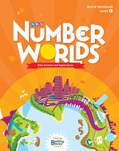 9780076054022: Number Worlds Level E, Student Workbook Data Analysis (5 pack) (NUMBER WORLDS 2007 & 2008)