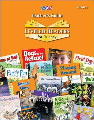 9780076056484: Leveled Readers for Fluency Teacher's Guide - Grade 1