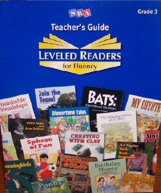 9780076056507: Leveled Readers for Fluency Grade 3 (Teacher's Guide)
