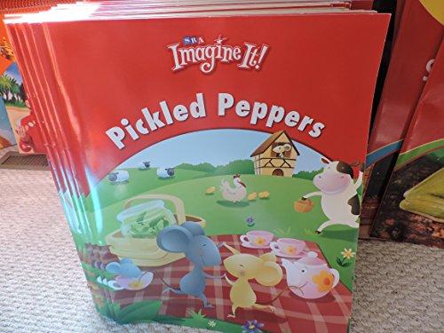 Kindergarten Big Book - Pickled Peppers (SRA Imagine It!): Billy Ogden et al