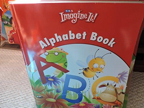 9780076062034: Kindergarten Big Book - Alphabet Book (SRA Imagine It!)