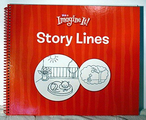 9780076062065: SRA Imagine It Level K-BB Story Lines Big Book