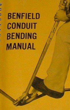 9780076067015: Benfield Conduit Bending Manual
