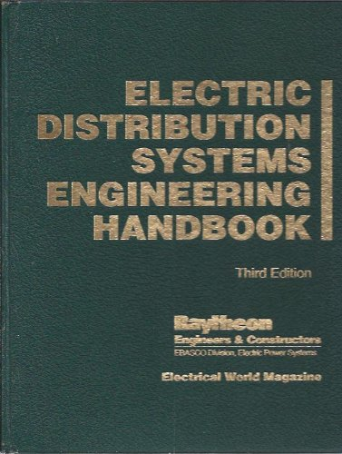 9780076070794: Electrical Distribution Systems Engineering Handbook