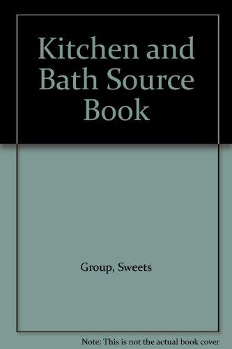 9780076070848: Kitchen and Bath Source Book