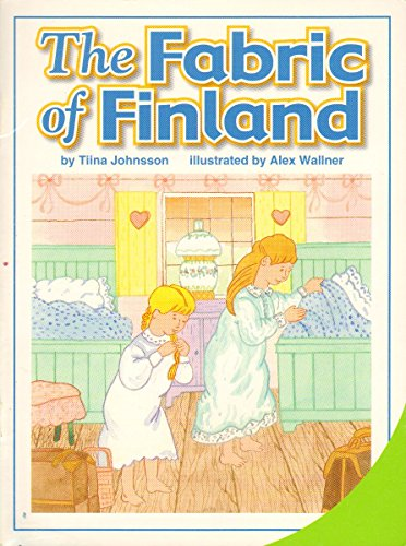 Fabric of Finland: Tiina Johnsson