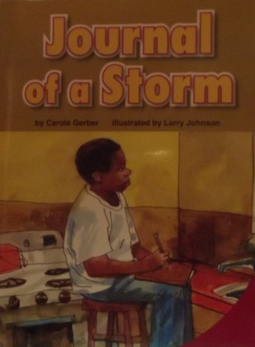 9780076088263: Journal of a Storm