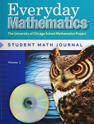 Everyday Mathematics: Journal 1 + 2 Grade: Bell, Max