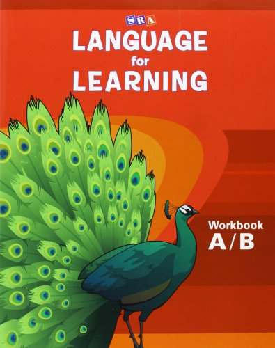 9780076094288: Language for Learning, Workbook A & B (DISTAR LANGUAGE SERIES)