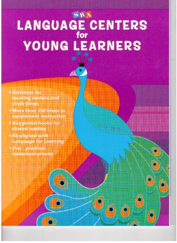 9780076094462: Language for Learning, Language Centers for Young Learners (Pre-K Guide) (DISTAR LANGUAGE SERIES)