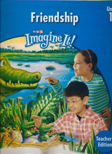 9780076095056: Imagine It! Unit 1 Friendship, Level 3, Teacher's Edition