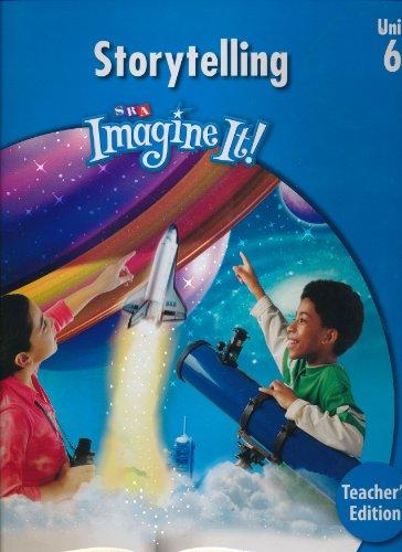 9780076095100: Imagine It! Grade 3 Unit 6 Teachers Edition