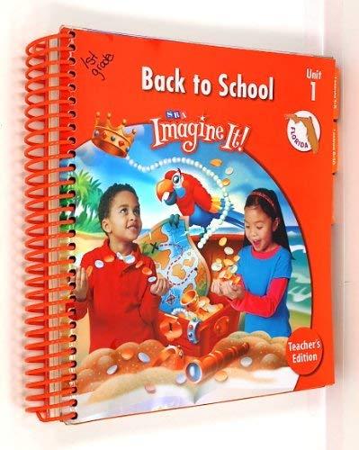 Back to School (SRA Imagine It!, Level 1 Unit 1)