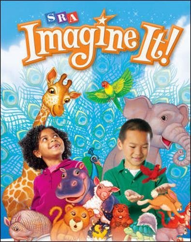 9780076096411: Imagine It!, Student Reader Book 1, Grade 1