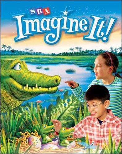 Imagine It! - Student Reader Book 1: Multiple Authors