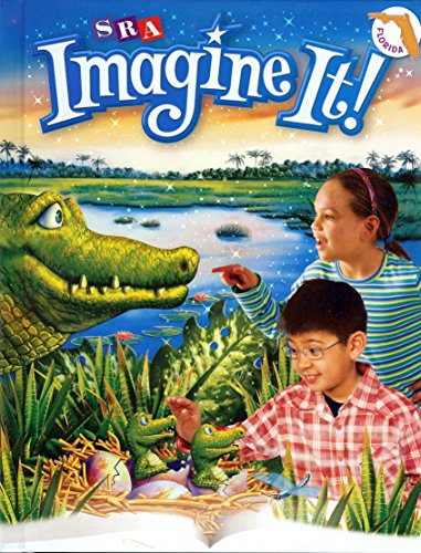 9780076096541: SRA Imagine It: Level 3 Book 1 Florida Edition