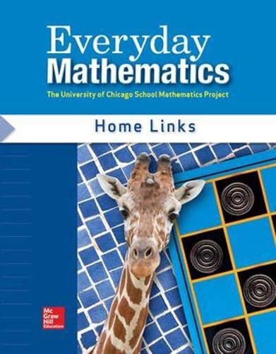Everyday Mathematics, Grade 2, Home Links: Max Bell; Amy