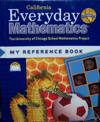 9780076097890: California Everyday Mathematics My Reference Book Grade 2 (UCSMP)