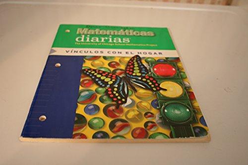 9780076100507: Everyday Mathematics, Grade 1, Home Links/Vínculos con el hogar (Spanish Edition)