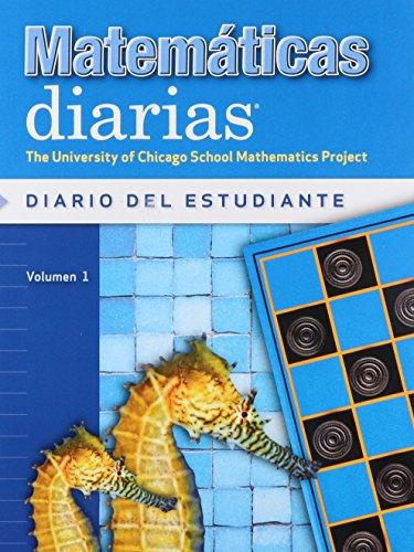 9780076100569: Everyday Mathematics, Grade 2, Student Math Journal 1/ Diario del estudiante (Spanish Edition)