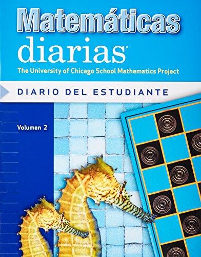 9780076100576: Everyday Mathematics, Grade 2, Student Math Journal 2/ Diario del estudiante (Spanish Edition)