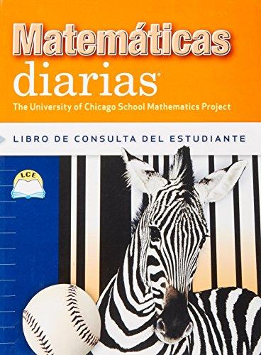 9780076100712: Matematicas Diarias Libro De Consulta Del Estudiante