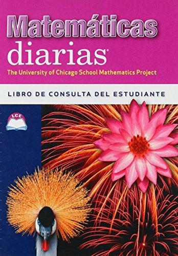 MATEMATICAS DIARIAS LIBRO CONSULTA GR.4: MAX BELL