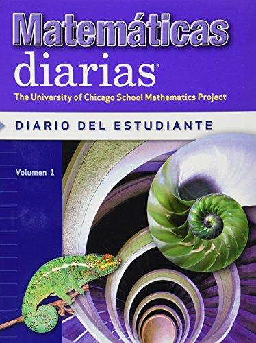 Matematicas Diarias Grado 6: Diario del Estudiante: UCSMP