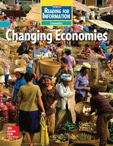 9780076103140: Reading for Information - Approaching Student Reader, Economics - Changing Economics - Grade 6